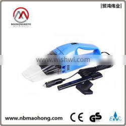 Electric hot sales mini handheld car vacuum cleaner with fase delivery