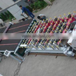 CNC Automatic glass cutting table machine/glass cutting production line