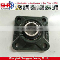 High quality insert bearing UCF 205 206 with housing F205 F206 pillow block bearing