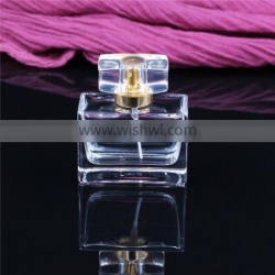 2016 new products wholesale 50ml glass spray bottle perfume bottles