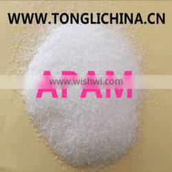 Anionic flocculant polyacrylamide for oilfield thichkning agent