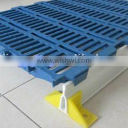 End Caps! High quality plastic bracket/ plastic support bracket/ Fiberglass beam for /pig farm(professional manufacturer)