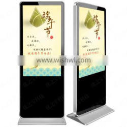High brightness ultra-thin, new products indoor digital advertising display