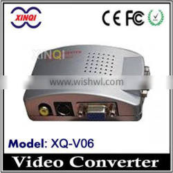 XinQi CCTV Camera Accessories BNC And S-video Hdmi To VGA Hdmi Converter