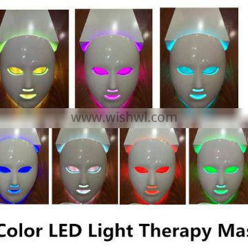 7 colors home use led mask PDT for wrinkles LED magic mask therapy