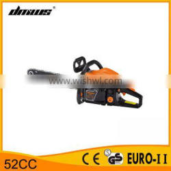 Cheap Gardening Tools Tree Cutting Machinery 5200 52cc Chainsaw For Sale