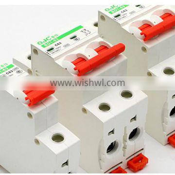low voltage circuit breaker mcb