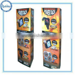 Advertising standee for pc radiator/air aid display standee