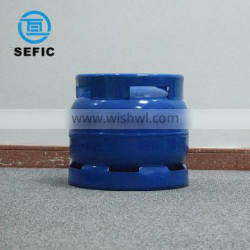 Different Colors Large Production LPG Gas Cylinder Filling