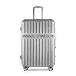Hot sell 100% PC travel luggage