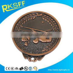 Lowest price billiards medals with high quality