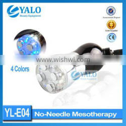 YL-E04 Home Use no needle electroporation mesotherapy beauty equipment