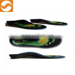 High Quality Orthotic Insoles 3D Arch Support Deep Heel Cup Flat Feet