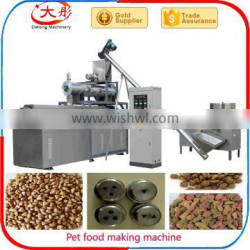 Hot sale pet feed making machine processing line