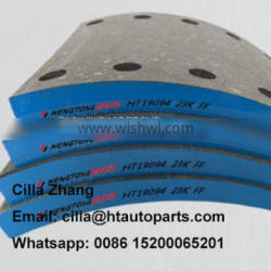 brake shoe assemblies for truck ,heavy vehicles and trailers manufacturer in China
