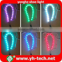 New arrival USB rechargeable battery shoes light for shoe sole