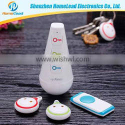 Popular electronic cheap two-way search Anti Lost Remote RF Locator smart key finder tracker