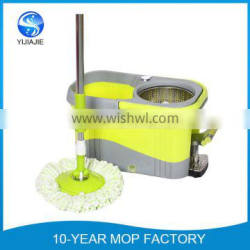 hot selling magic mop microfiber with foot pedal