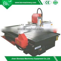 stone cnc router machine with thick-walled steel pipe welding