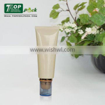100ml cosmetic tubes packaging airless PE