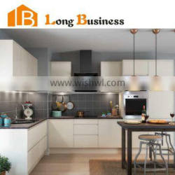 Wholesale waterproof solid wood kitchen cabinet simple designs with unfinished