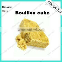Halal Bouillon Cube With Different Flavors