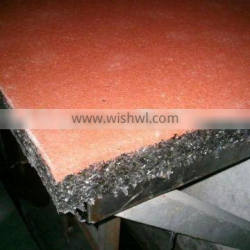 1 inch thick rubber mat