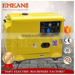 Super power low price soundproof yamaha diesel generator CE approved