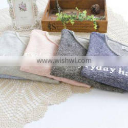 GZY stocklots colorful casual lady hoody