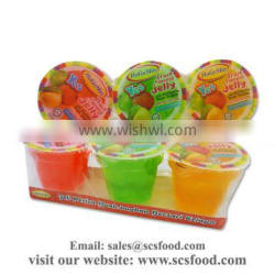 Fruit Flavoured Jelly with Nata De Coco
