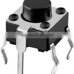 6*6 led tact switch TS-1304