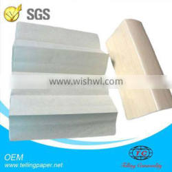 Wholesale bulk unbleached extra large hand paper towel