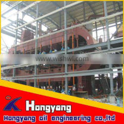 double decolorization rice bran oil making extraction machine manufacturer price