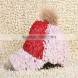 2013 new style fashion winter soft plush for lady and kids cap
