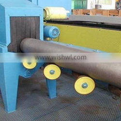 Gas Cylinder Corrosion Proof Pretreatment Sand Blaster