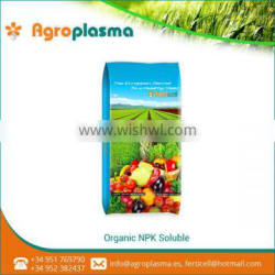 Organic NPK Fertilizer for Enhanced Plants and Crop Growth Available at Low Price