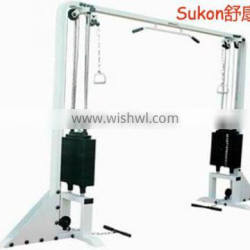 SK-219 Multifunction life gear exercise equipment cable crossover gym machine