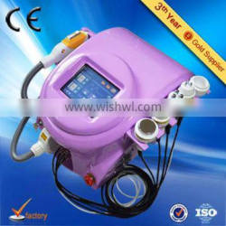 Cavitation Slim IPL hair removal RF skin rejuvenation/most classic multifunction machine