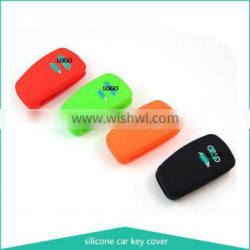 Car key protection cover case,small car various color cover case for car owner choose,OEM car key case highly welcome