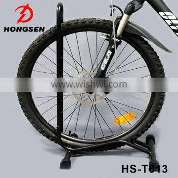 Customized Fat Bike Cycle Stand Bicycle Modern Parking Display Wheel Racks Accessories