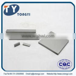 tungsten carbide reasonable price tungsten plate with good quality