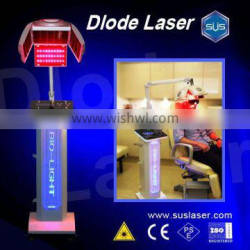 Great effect!! Diode laser hair regrowth machine BL-005/CE ISO fda approved diode laser equipment