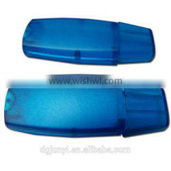 plastic injection parts molding,manufacture customized mould shell for portable USB
