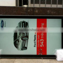 22inch wall mounted advertising player, lcd bus video advertising display