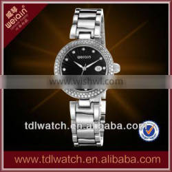 W3116 Noble's Sapphire Glass Watch Water Resistant