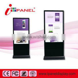 """42"""" to 110"""" Android standing LCD digital signage display,lcd monitor intraoral camera - i-Panel"""