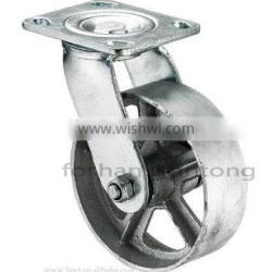 """Good Quality Cast Iron 4"""" Heavy Duty Furniture Ball Caster"""