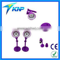 Purple Flexible Body Folding Reading Lights