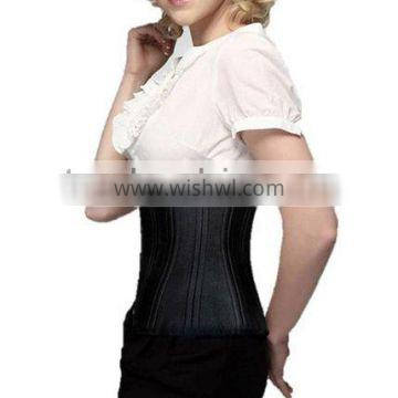 Hot Sale Lady Steel Boned Paddle Outerwear Corset Bustier For Women