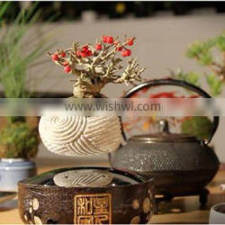 Artificial magic plant flower decorative floating plastic pot
